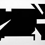 Anders Sletvold Moe: Cut out nr. 1, 2014, 70 x 88,5 cm