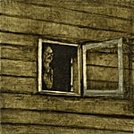 Astrid Nondal: Tosidig, 2014, 13 x 39 cm