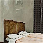 Astrid Nondal: Værelse med to bilder, 2007, 135 x 165 cm