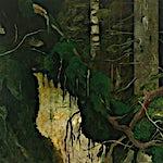 Astrid Nondal: Rotvelt, 2007, 135 x 150 cm