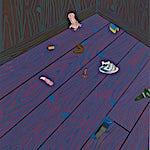 Christoffer Fjeldstad: Bits and pieces, 2011, 100 x 90 cm