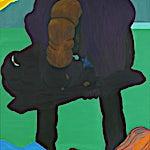 Christoffer Fjeldstad: Flesh walk, 2011, 140 x 112 cm