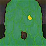 Christoffer Fjeldstad: Cabbage head, 2011, 61 x 50 cm