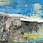 Dag Thoresen: Strender I, 2012, 95 x 200 cm
