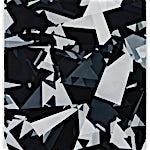 Espen Dietrichson: Indigo variations #2, 2014, 105 x 75 cm