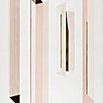 Espen Dietrichson: Glass, Stone 6, 2015, 151 x 102 cm