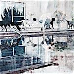 Frank Brunner: the pool #2, 2007, 150 x 200 cm