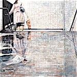 Frank Brunner: transit #1, 2006, 170 x 150 cm