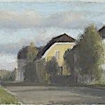 Halvard Haugerud: Gate, 2011, 26 x 35 cm