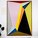 Henrik Placht: Supersymmetry, 2010, 190 x 134 cm