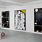 Henrik Placht: Totalitarianism Complex I-III, 2010, 190 x 134 cm