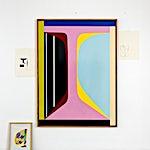 Henrik Placht: Ethical Column, 2010, 150 x 110 cm