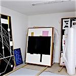Henrik Placht: Cold Dark Matter, 2009, 150 x 110 cm