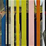 Henrik Placht: Power structure 1, 2007, 190 x 134 cm