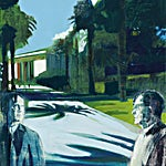 Kenneth Blom: Eileen Rock, 2013, 100 x 80 cm
