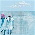 Kenneth Blom: Cap d'Antibes, 2013, 100 x 120 cm
