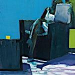 Kenneth Blom: Hotel Beau Site II, 2013, 90 x 70 cm