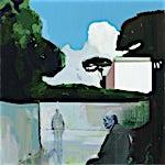 Kenneth Blom: Avenue Meissonnier, 2013, 80 x 80 cm