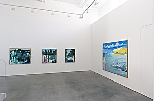 Kenneth Blom,  Installaton view 2, 2013