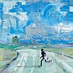 Kenneth Blom: This heaven, 2017, 200 x 220 cm