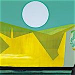 Kenneth Blom: Det han vil, 2007, 160 x 180 cm