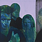 Kenneth Blom: Du alene II, 2008, 80 x 90 cm