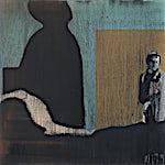 Kenneth Blom: Anine, 2007, 80 x 90 cm
