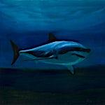 Kenneth Blom: Hai II, 2007, 150 x 160 cm