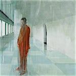 Kenneth Blom: Ankomst, 2009, 140 x 160 cm
