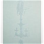 Lars Morell: Shadow Canvas 1, 2014, 180 x 120 cm