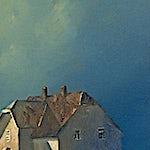 Magne Austad: 3, 2008, 130 x 70 cm