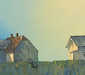 Magne Austad, 4, 2008, 80 x 90 cm