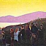 Marius Engstrøm: Music is love, 2011, 120 x 150 cm