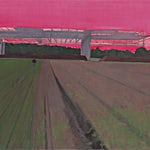 Marius Engstrøm: Great escape, 2011, 89 x 116 cm