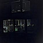 Marius Engstrøm: Innsyn, 2012, 100 x 80 cm