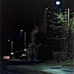 Marius Engstrøm: Stille gate, 2012, 100 x 80 cm