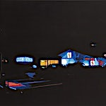 Marius Engstrøm: We stopped to tank up, 2007, 115 x 150 cm