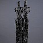 Nicolaus Widerberg: Sammen, 2013, 103 x 35 cm