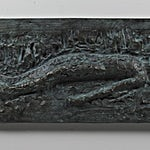 Nicolaus Widerberg: Oppvåkning han, 2013, 45 x 105 cm