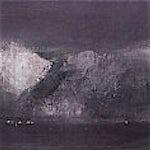 Ørnulf Opdahl: Lys og mørke i en fjord, 2007, 60 x 300 cm