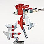 Øystein Tømmerås: Telefonkiosk, 2007, 130 x 150+ cm
