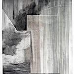 Rina Charlott Lindgren: Eyes to the wind II, 2017, 150 x 114 cm