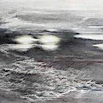 Rina Charlott Lindgren: Fall is a feeling, 2017, 91 x 146 cm