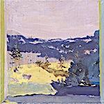 Tone Indrebø: På fjellet, 2014, 60 x 60 cm